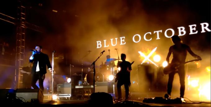 Blue October at The Orange Peel