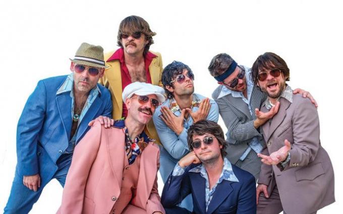 Yacht Rock Revue [POSTPONED] at The Orange Peel