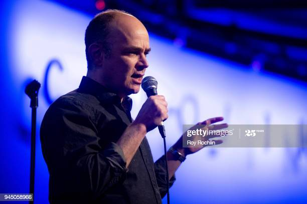 Todd Barry at The Orange Peel