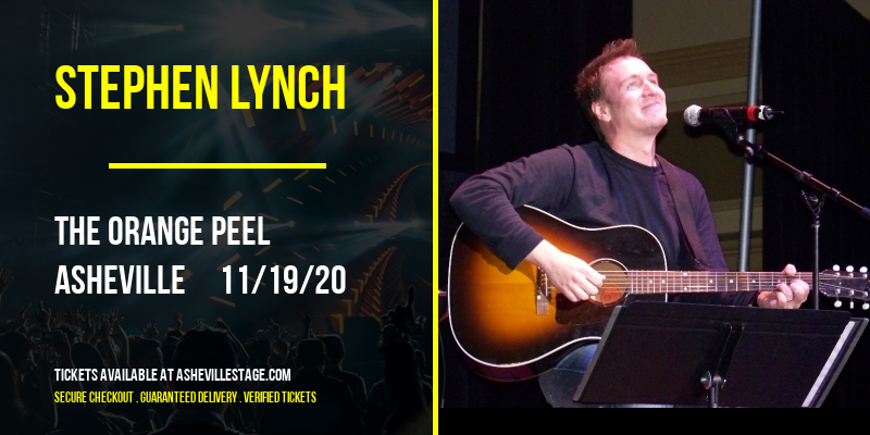 Stephen Lynch [POSTPONED] at The Orange Peel