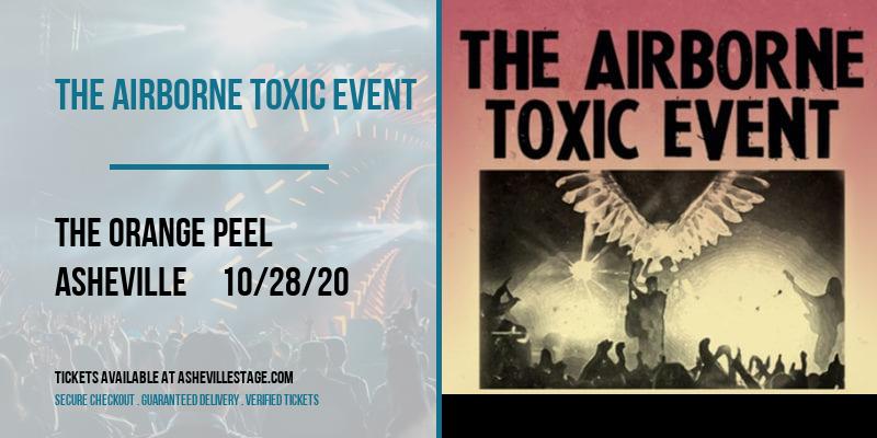 The Airborne Toxic Event at The Orange Peel