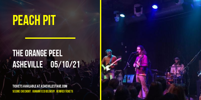 Peach Pit [CANCELLED] at The Orange Peel