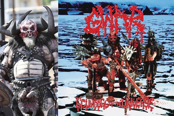 GWAR, Eyehategod & Napalm Death at The Orange Peel