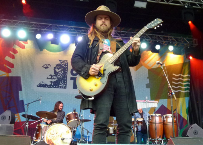 Lukas Nelson & Promise of The Real at The Orange Peel