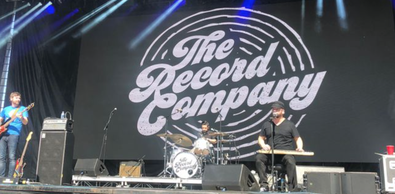 The Record Company at The Orange Peel
