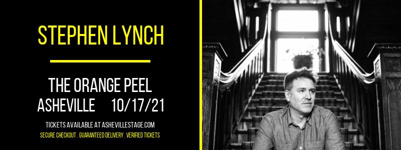 Stephen Lynch at The Orange Peel